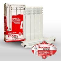 Радиаторы отопления биметаллические RADENA bimetall  500