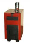 """Твердотопливные пиролизные котлы """"Буржуй-К"""" ТА-30-2К с автоматическим регулятором тяги и контуром горячего водоснабжения"""