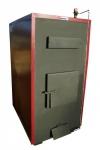 """Твердотопливные пиролизные котлы """"Буржуй-К"""" ТА-100-2К с автоматическим регулятором тяги и контуром горячего водоснабжения"""